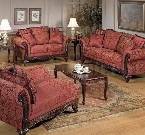 Burgundy Color Fabrics by Charlotte Fabrics - The Furniture Specialist