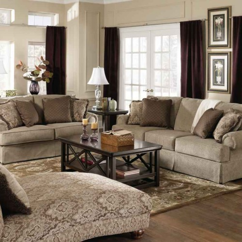 Decorative Pattern Fabrics by Charlotte Fabrics - The Furniture Specialist