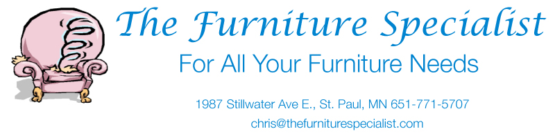 product tags - Furniture Specialist