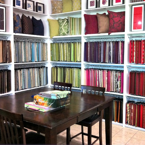 Fabric Selection -The Furniture Specialist