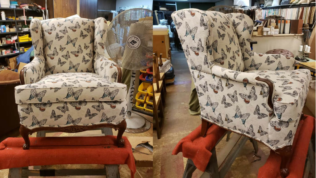 Furniture Specialist-Butterfly Fabric