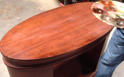 Wood Scratch Repair – How To Repair Surface Scratches On Wood Furniture